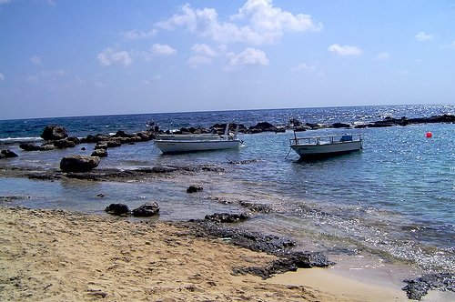 Пляж Кермия (Kermia beach)