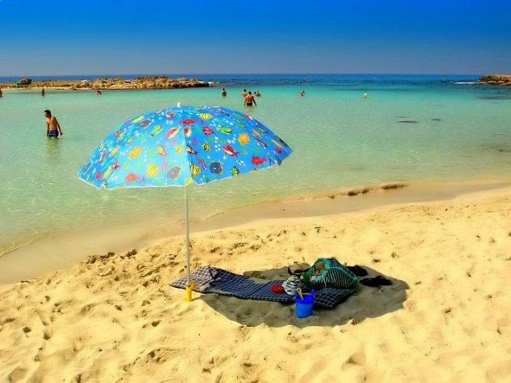 Кипр айя напа море