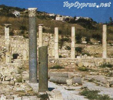 Аматус - один из древнейших городов Кипра