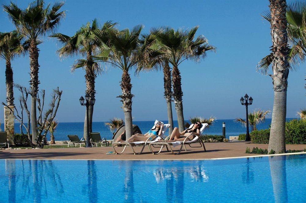 Falseaquamare beach spa 4 пафос кипр